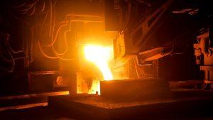 Iron Pouring